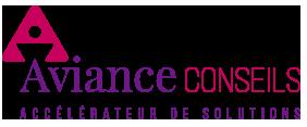 logo aviance conseil footer